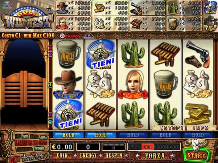 Trucchi slot machine cinema